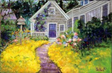 """Nantucket Cottage"""