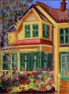 Klein Victorian Farmhouse