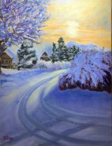"""""""Winter Solstice"""""""